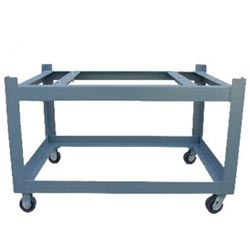 Castered Surface Plate Stands