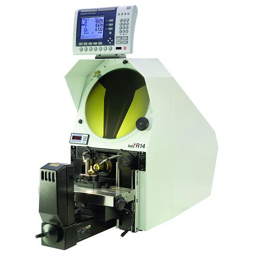 Gage Master Optical Comparator Parts