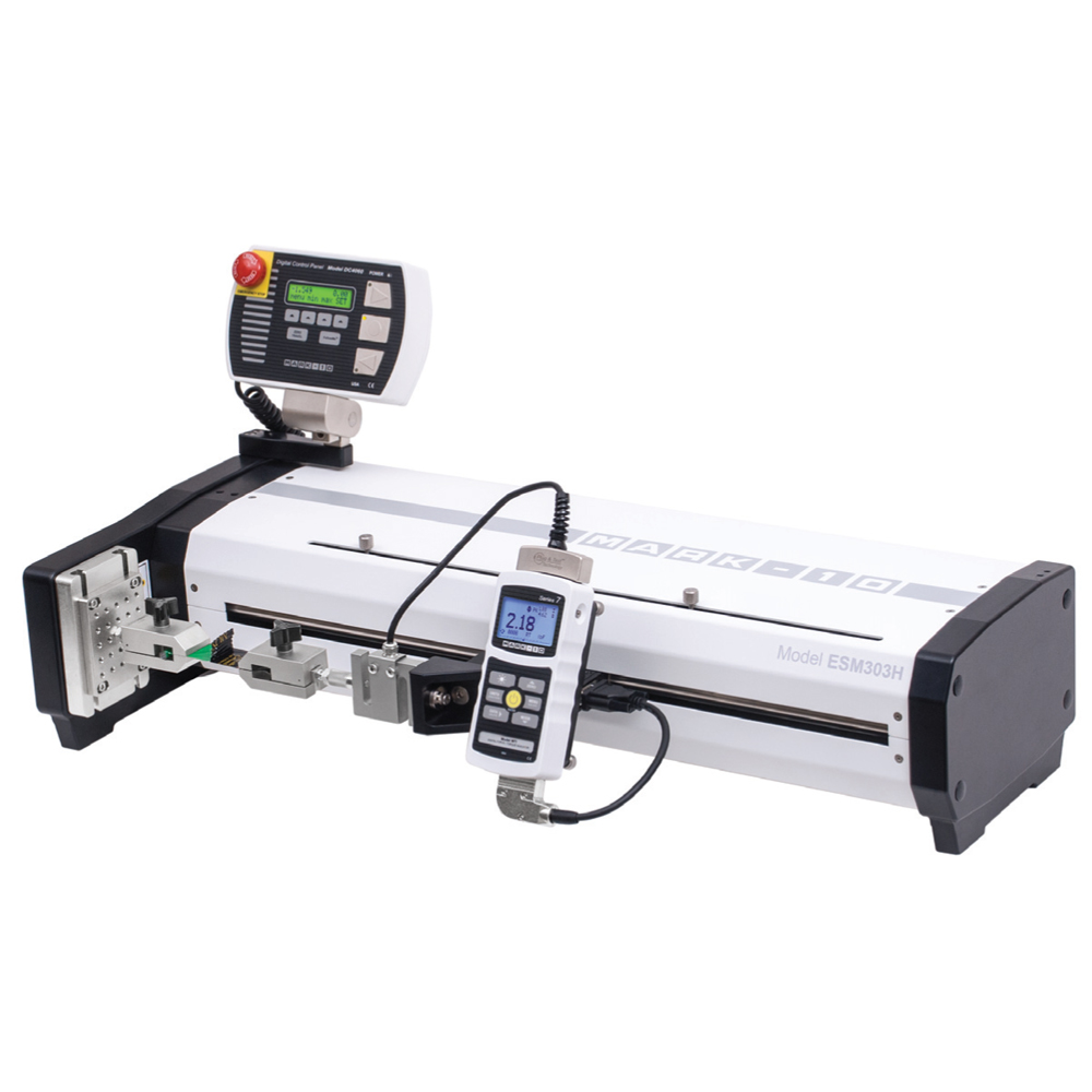 Mark 10 Esm303h Motorized Test Stand For Force Measurement